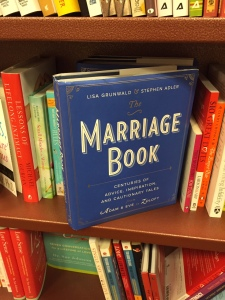 Marriage Book?